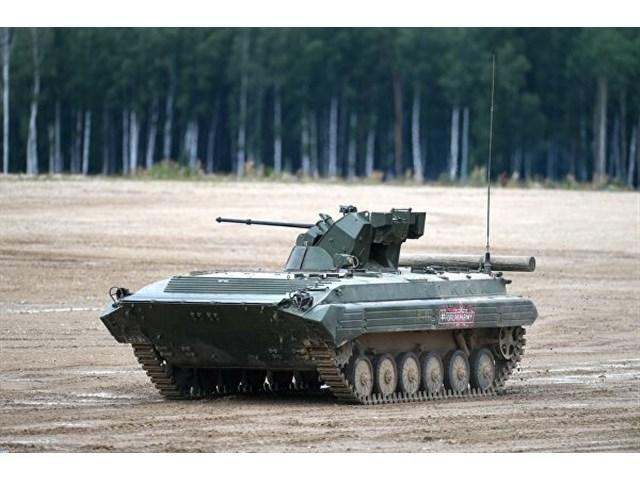 «Королева пехоты». БМП-3 окажется не по зубам снарядам противника