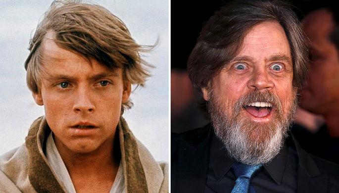 Люк получил звезду на Аллее славы