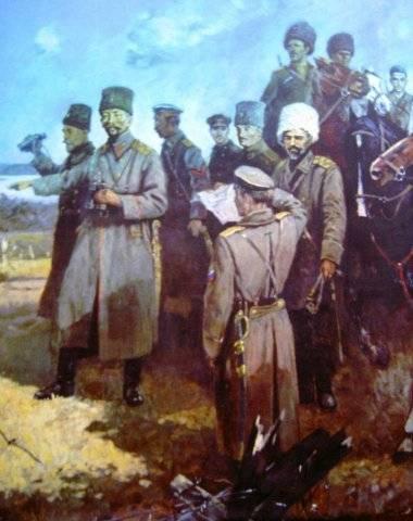Как корниловцы штурмовали Екатеринодар