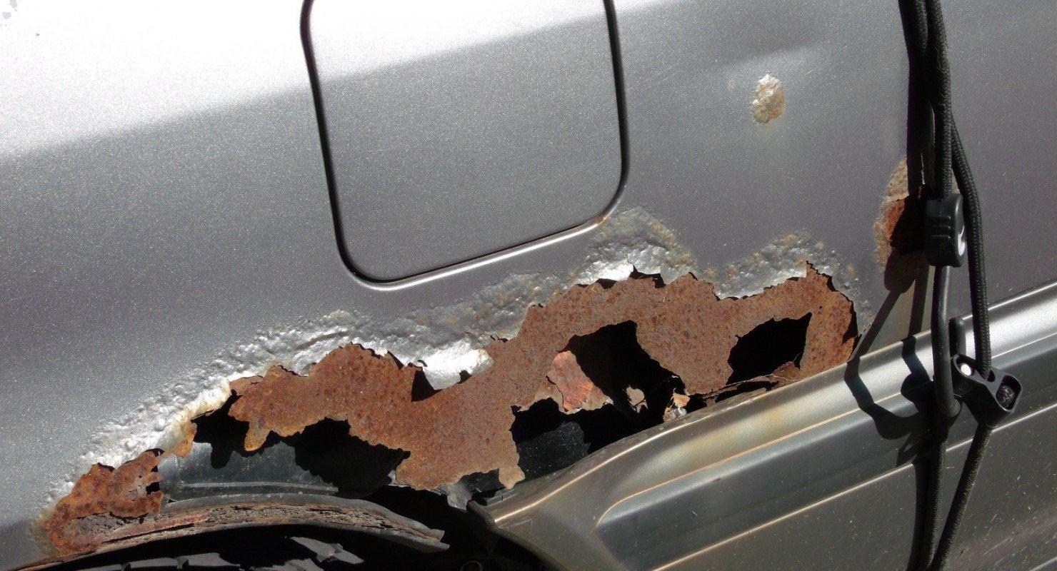 Как защитить кузов авто от ржавчины Автомобили