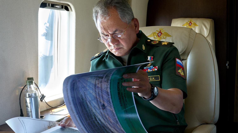 Дипломатия Шойгу: Не только солдат, но и миротворец армия,россия