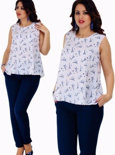 31b9764c131 Простые выкройки летних женских блузок - Это интересно - Шняги.Нет ...