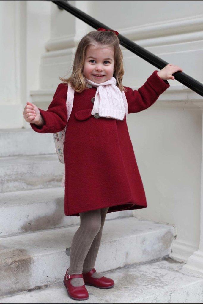 Королевский фотограф назвал 5 лучших фото, сделанных Кейт Миддлтон