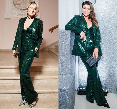 Модная битва: Юлия Бордовских против Жасмин