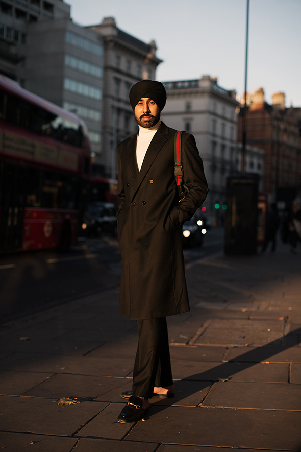 On the Street…Knightsbridge, London
