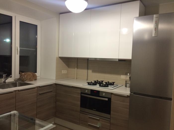 """""""Нашу кухню вынашивали 9 месяцев"""":личный опыт"""