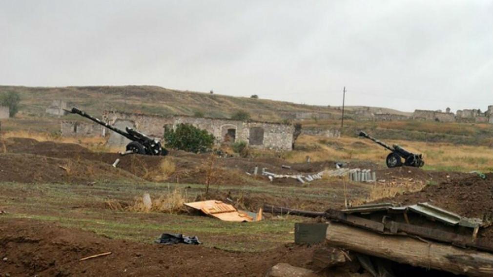 Военные Азербайджана впервые столкнулись с российскими ВС в Нагорном Карабахе Политика