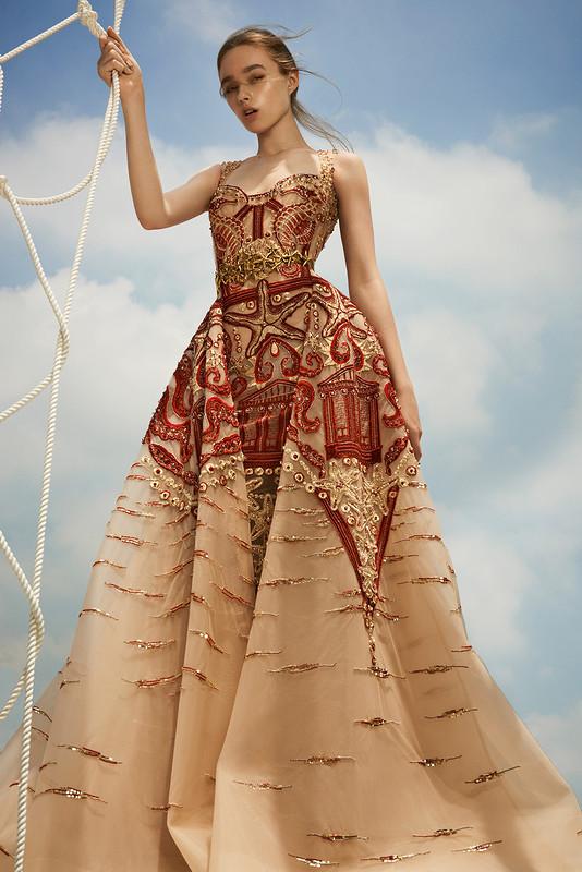Saiid Kobeisy Haute Couture осень-зима 2017-2018