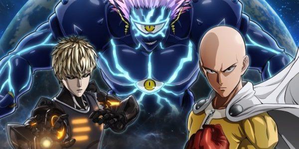 Новый трейлер файтинга по One Punch Man раскрыл ещё четырёх персонажей игры action,one punch man: a hero nobody knows,Игры,файтинг