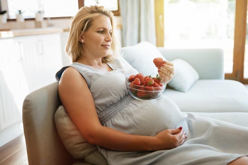 польза и калорийность клубники