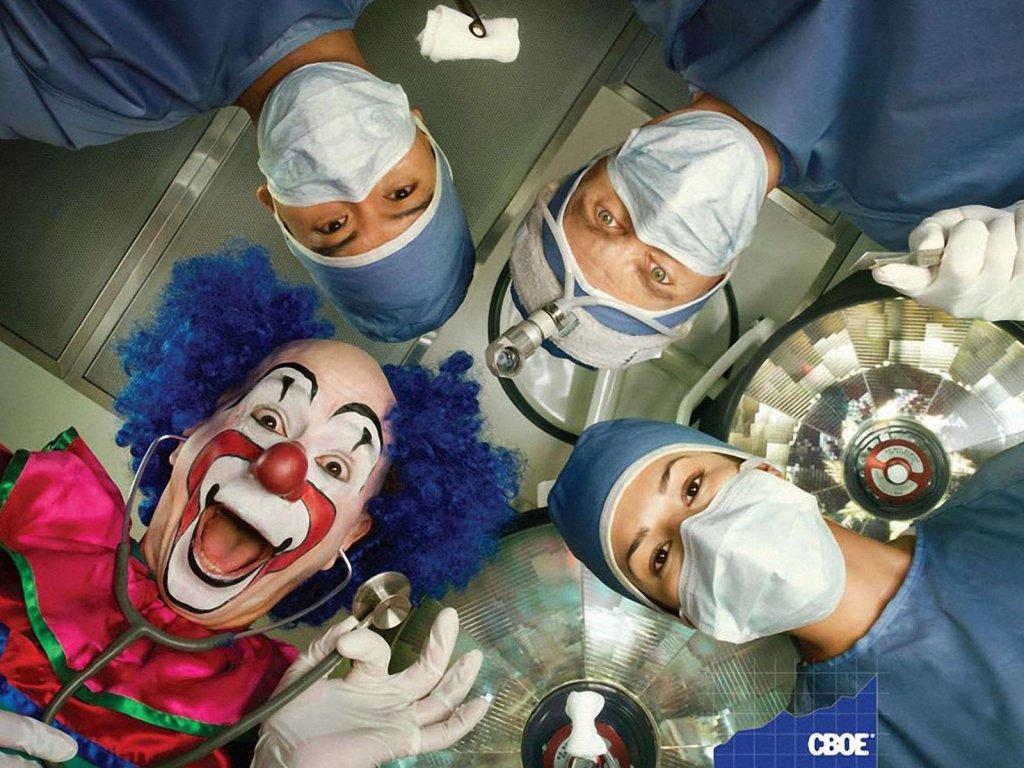 Смешные картинки про врачей хирургов