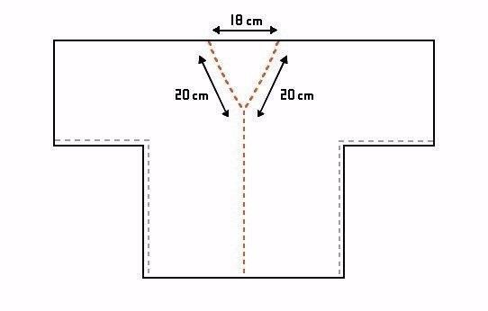 Как легко сшить кружевной халатик