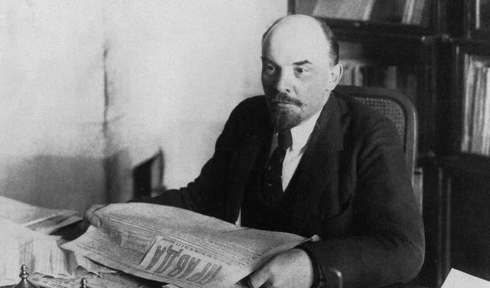 Ненависть к Ленину – результат фальсификации истории