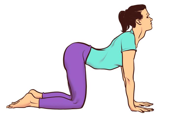 Что произойдет, если делать всего одно упражнение для шеи каждый день
