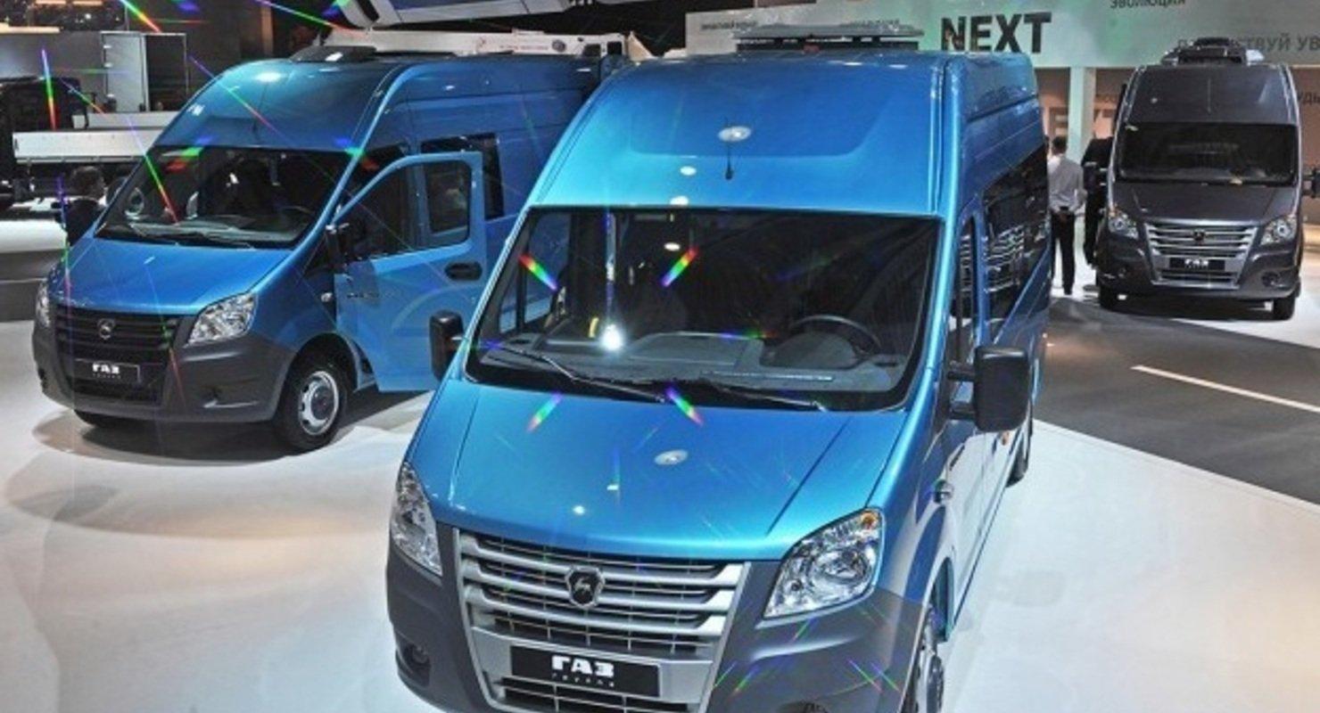 80% рынка новых LCV в России приходится всего на 4 марки Автомобили