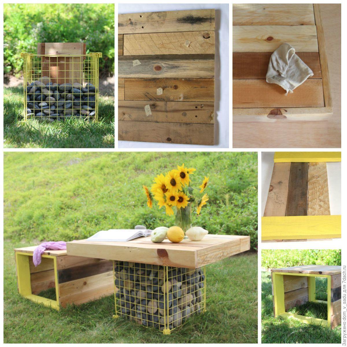 12 невероятных вещей для дома и сада своими руками: фотоинструкции вдохновляемся,для дома и дачи,мебель