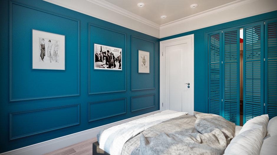 Фотография: в стиле , Квартира, Проект недели, Москва, Co:Interior, Монолитный дом, 2 комнаты, 60-90 метров, ЖК «Мосфильмовский» – фото на InMyRoom.ru
