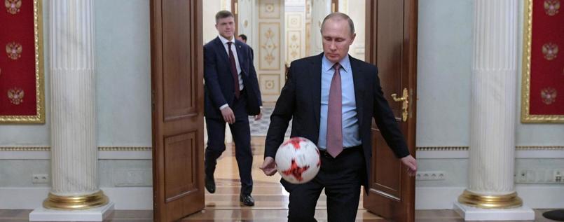 Россия играет по-хитрому