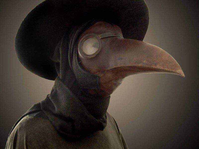 Самые жуткие способы спрятать лицо Предназначение, история, маска