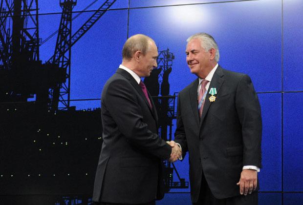 Wall Street Journal: Глава ExxonMobil стал главным претендентом на пост госсекретаря США