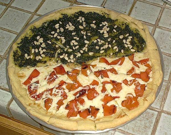 Пиццы...часть первая...31 рецепт