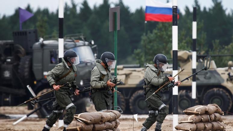 Слабое место России в случае…