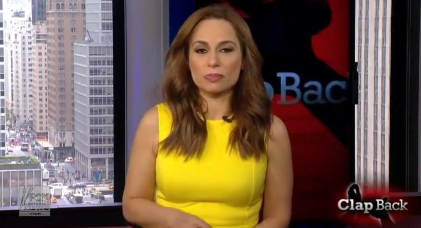 Ведущая Fox News заговорила по-русски, готовясь к «приходу хозяев» (видео)