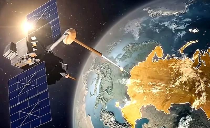«Партнеры» обеспокоены: русские переносят гонку вооружений в космос ввс