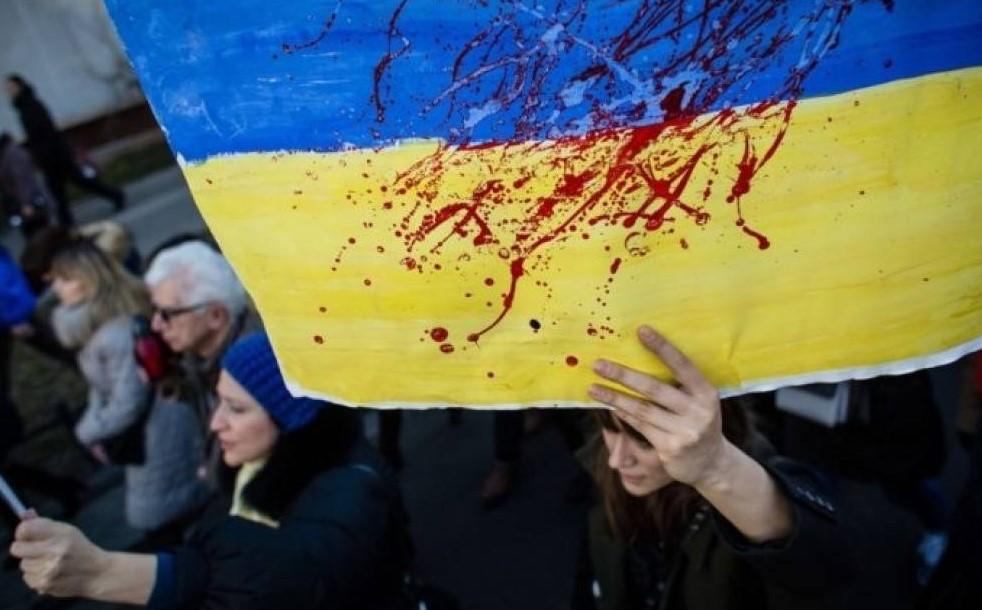 Киев продолжает расчеловечивание жителей Донбасса