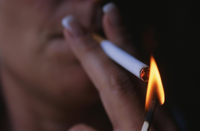 Как быстро придти в форму, после того как бросил курить здоровье,курение,отказ от сигарет,Пространство,спортъ,тренировки