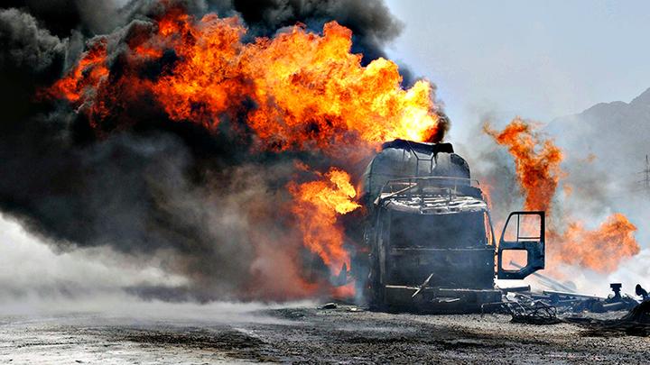 ДТП ценой 0 млн: Люди горели заживо, а власти считали убытки геополитика