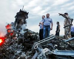Ополченцы гарантировали ОБСЕ доступ к месту авиакатастрофы