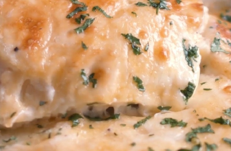 Картофель с белым соусом: потрясающее сочетание в простых рецептах