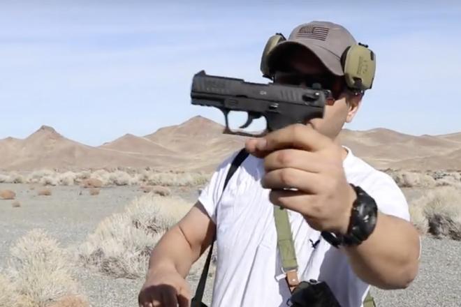 Пуля против канализационного люка: завораживающий эксперимент с оружием