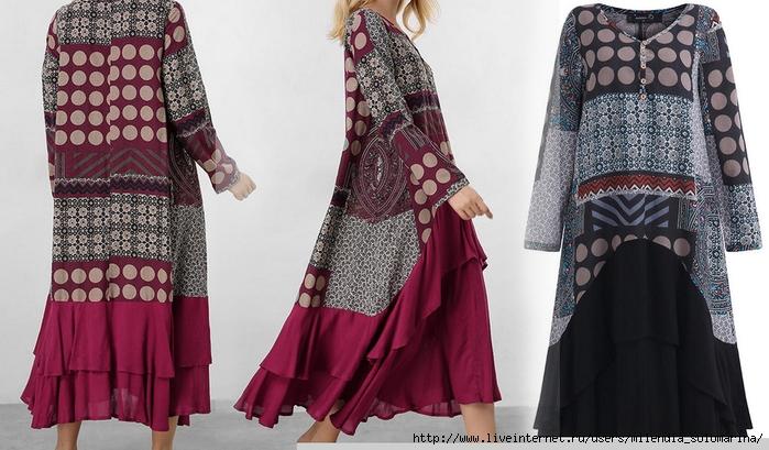 Одежда пэчворк - идеи от модных дизайнеров