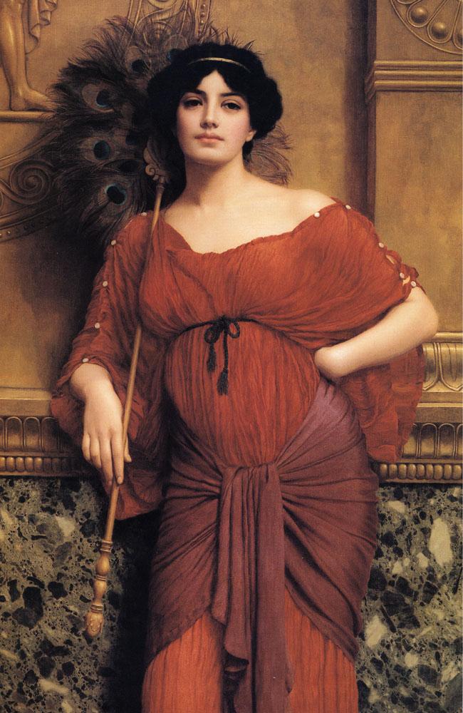 1905_Римская красавица