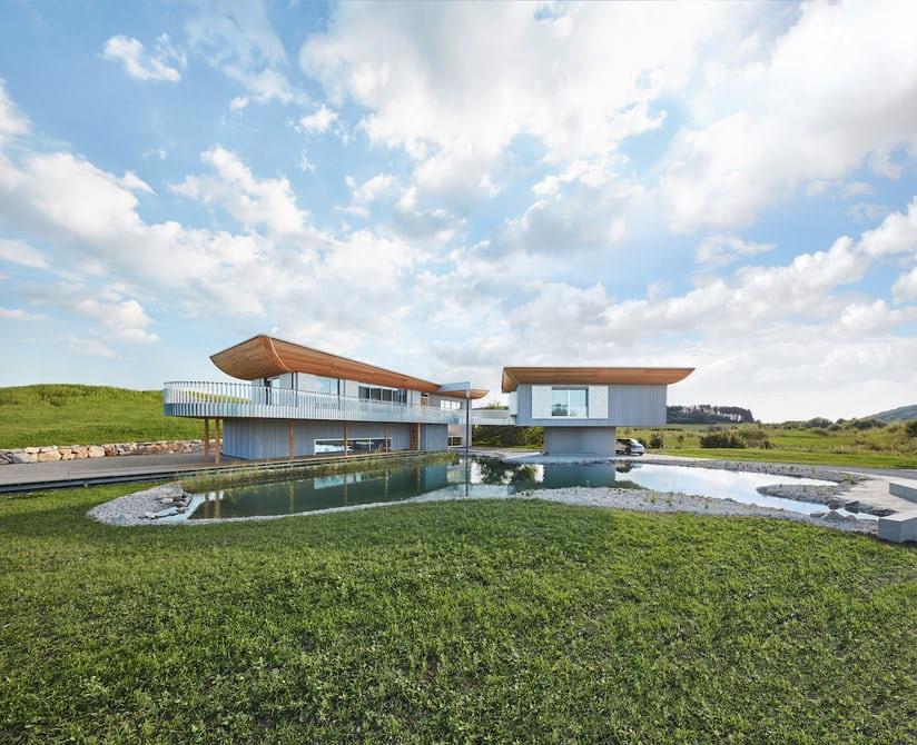 Построен очередной дом будущего