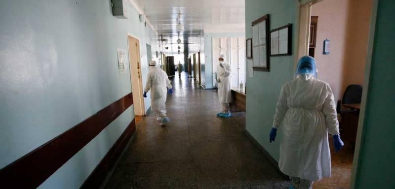 Статистика коронавируса в ЛДНР растёт, границы между ЛНР и ДНР закрыты украина