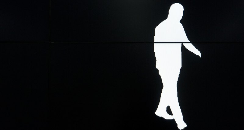 В Китае теперь могут идентифицировать человека попоходке