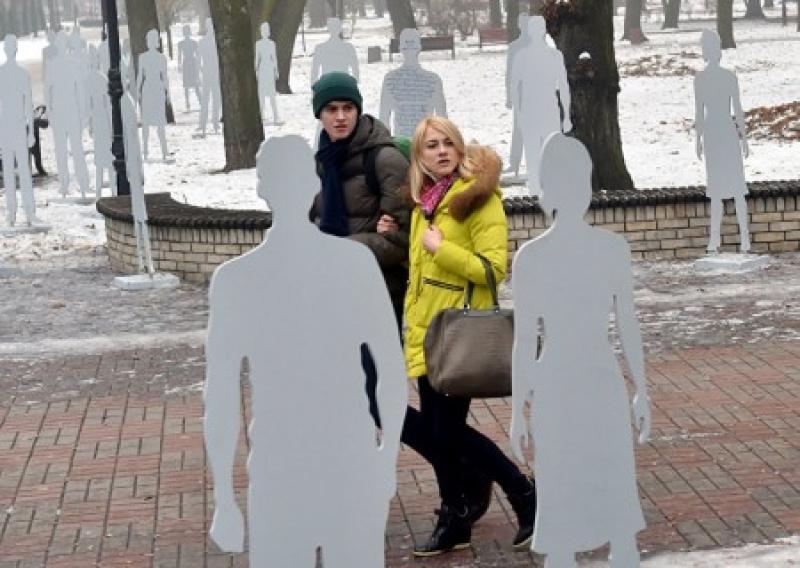 Украина вымирает: население …