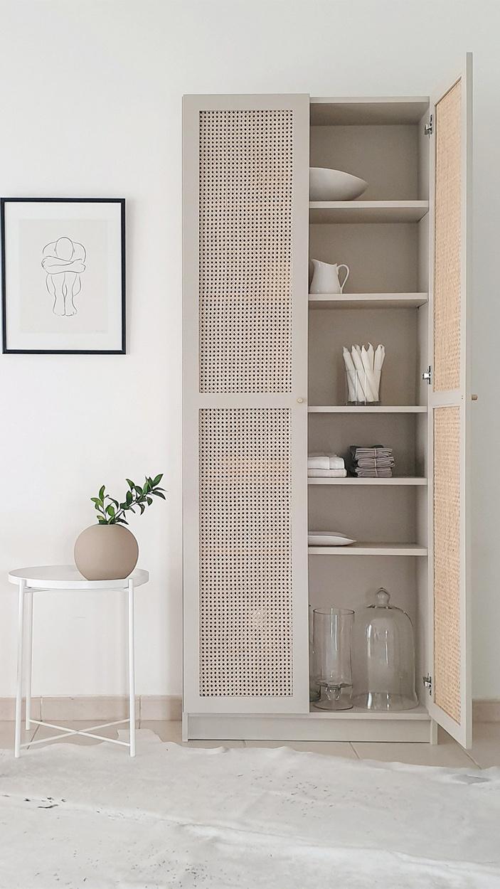 Ротанг + ИКЕА: пять лайфхаков DIY бисер и жемчуг,для дома и дачи,интерьер