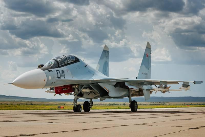 Су-30СМ2. Нужен ли России «Супер-Сухой»? ввс