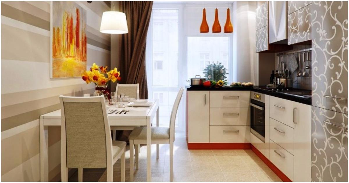 12 вдохновляющих интерьеров, на которые стоит взглянуть всем владельцам небольших кухонь