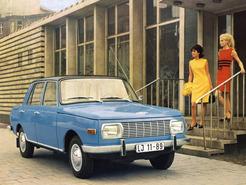 Вечный Wartburg: богатый наследник изГДР автомобили,новости