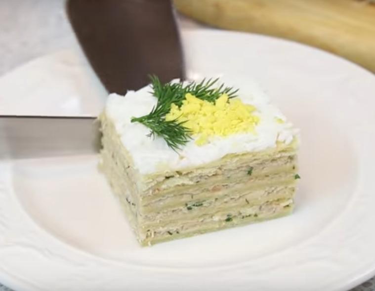 Закусочное пирожное