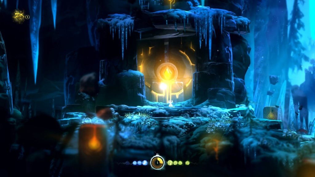 Ori and the Blind Forest: Definitive Edition – Руины Форлорна