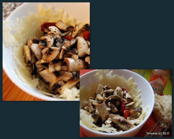 Быть Сержем Марковичем: Салат из свежих шампиньонов