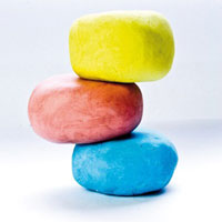 Пластилиновое мыло (видео мастер-класс)