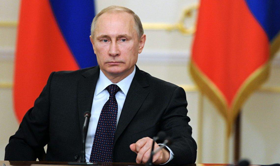Путин призвал россиян принять участие в выборах президента