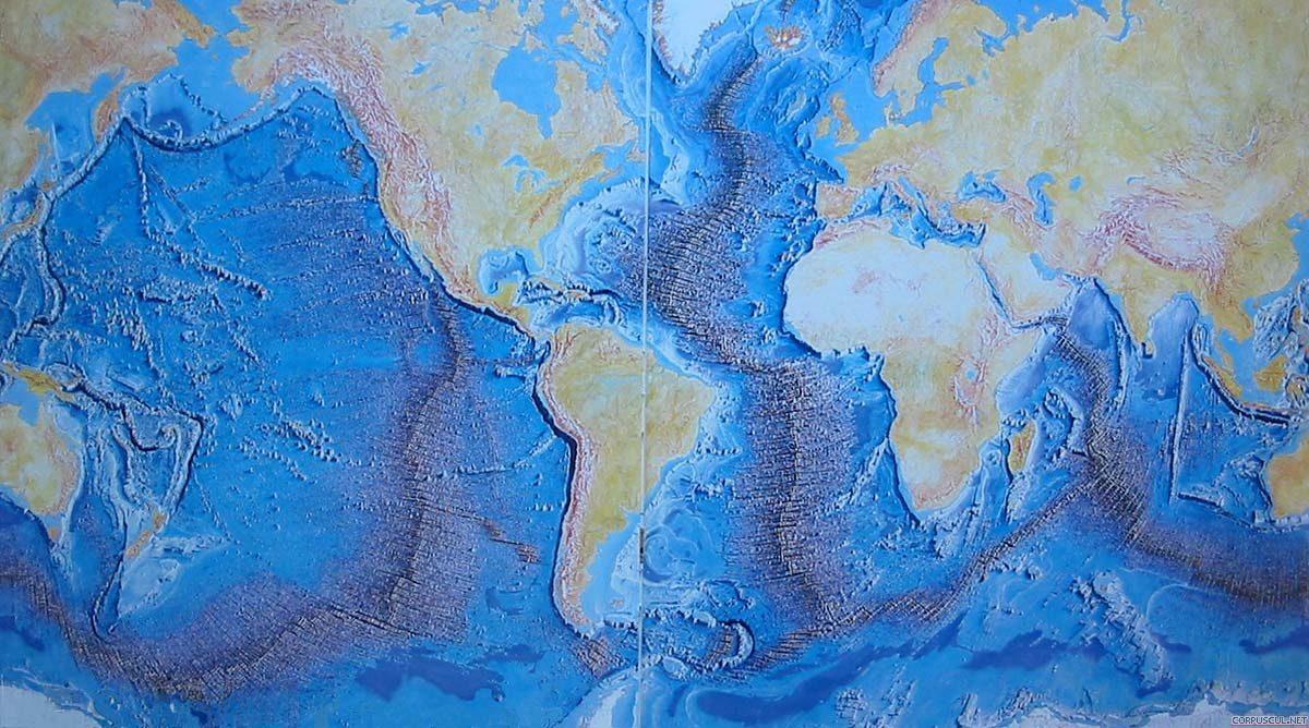 Все течения Мирового океана …